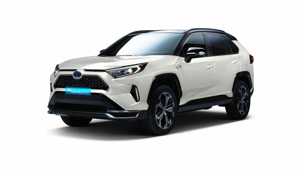 RAV 4 222 ch AWD-i Collection occasion 74000 Annecy