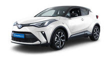 Toyota C-HR 184h Graphic  occasion Annecy 74000