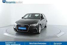 Audi A3 Sportback Nouvelle Design +Pack Ext Sline LED suréquipée 30990 35000 Rennes