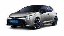 Toyota Corolla 122h Dynamic Suréquipée  occasion Mougins 06250