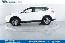 RAV 4 Hybride 197 Dynamic Edition occasion 51100 Reims