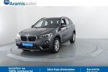 BMW X1 Lounge +GPS LED Surequipé 28890 94110 Arcueil