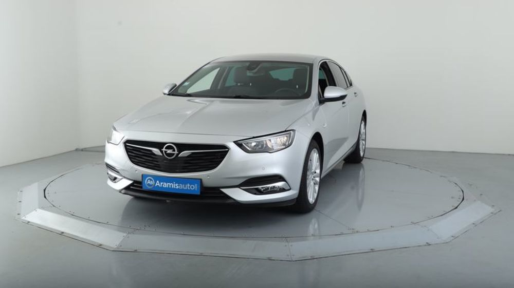 Insignia 1.5 Turbo 165 BVM6 Innovation Suréquipée occasion 29200 Brest