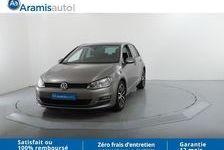 Volkswagen Golf Lounge DSG7 17490 67460 Souffelweyersheim