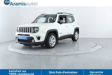 Renegade 1.3 150 BVA6 Limited occasion 35000 Rennes