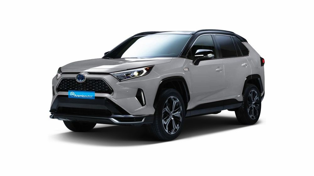 RAV 4 222 ch AWD-i Collection occasion 51100 Reims