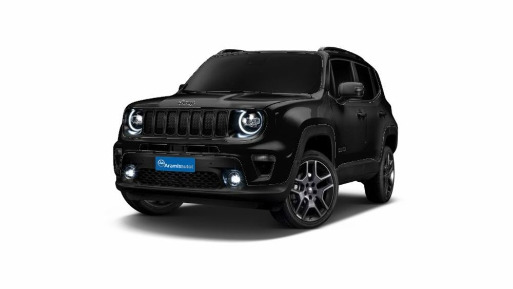 Renegade 1.3 GSE T4 150 BVR6 Limited occasion 35000 Rennes