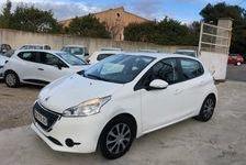 Peugeot 208 AFFAIRE 1.4HDI 70 PACK CLIM - 2 PLACES 2012 occasion Martigues 13500