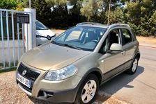 Fiat Fiat 600 1.9 Multijet 8v 120ch Elegance 4x4 5p 2007 occasion Martigues 13500