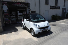 Smart ForTwo Smart Coupé 1.0 61ch mhd Pure 2010 occasion Bouc-Bel-Air 13320