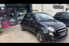 Fiat 500 1.2 8V 69 ch S 2014 occasion Bouc-Bel-Air 13320