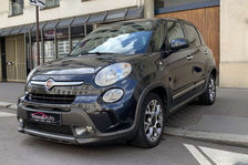 Fiat 500 L 500L 1.6 Multijet 16V 105 ch S/S Trekking 2014 occasion Versailles 78000