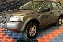 Land-Rover Freelander 2.2 TD4 4x4 2179cm3 160cv 2010 occasion Fleury-les-Aubrais 45400
