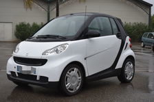 Smart ForTwo Smart Fortwo Cabriolet 1.0 71cv Garantie 2011 occasion Antibes 06600