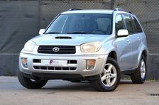 Toyota RAV 4 2.0 D-4D 4WD 1995cm3 116cv 2002 occasion Mougins 06250