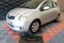 Toyota Yaris 1.3 VVT-i 1298cm3 87cv 2007 occasion Fleury-les-Aubrais 45400