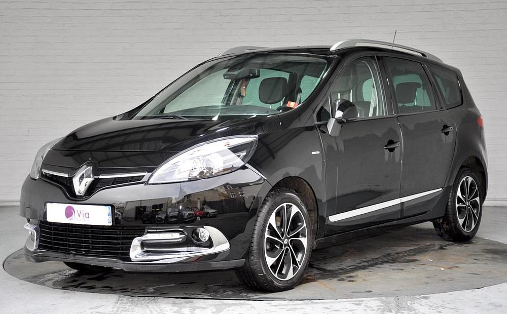 Scénic III 1.6 dCi 130cv BOSE 7 places 2016 occasion 59240 Dunkerque