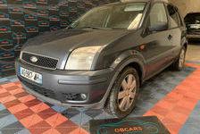 Ford Fusion 1.4 TDCi 1399cm3 68cv 2005 occasion Fleury-les-Aubrais 45400