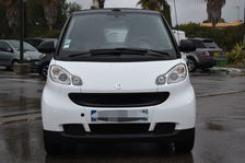 ForTwo Smart Fortwo Cabriolet 1.0 71cv Garantie 2011 occasion 06600 Antibes
