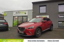 Mazda Cx-3 2.0 120 CH SELECTION ATTELAGE 2017 occasion Aubière 63170
