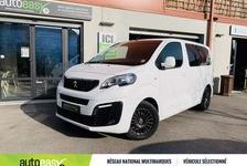 Peugeot Expert tepee TRAVELLER 1.6 HDI 115 8 places 2018 occasion Aix-en-Provence 13290