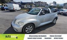 CHRYSLER PT CRUISER Cabriolet 2.4l i 143cv LIMITED 6490 euros 6490 25000 Besançon