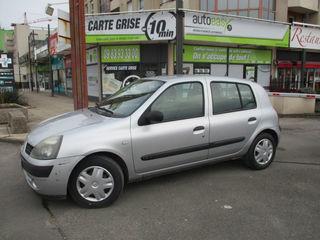 Renault Clio dijon