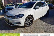 Volkswagen Golf SOUND 125 CV + PROGRAMMATION !!! 2018 occasion Draguignan 83300