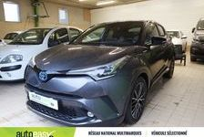 Toyota C-HR 122h Collection 2WD E-CVT 2018 occasion Saint Martin Des Champs 29600