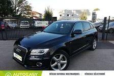 Audi Q5 2.0 TDI 150 CH SLINE FRANCAISE 2015 occasion Bourgoin-Jallieu 38300
