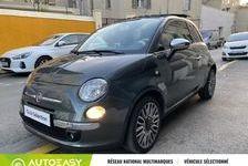 Fiat 500 1.2 69 cv club dualogic 1er MAIN 2014 occasion Marseille 13008