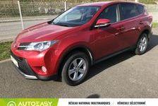 Toyota RAV 4 2.0 D-4D 2 WD 124 CV LIFE 136500 2013 occasion Limoges 87280