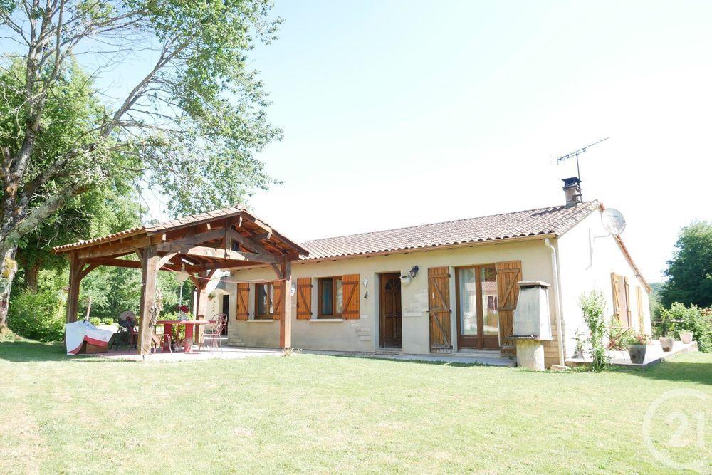 vente Maison - 5 pièce(s) - 138 m² Château-l'Évêque (24460)