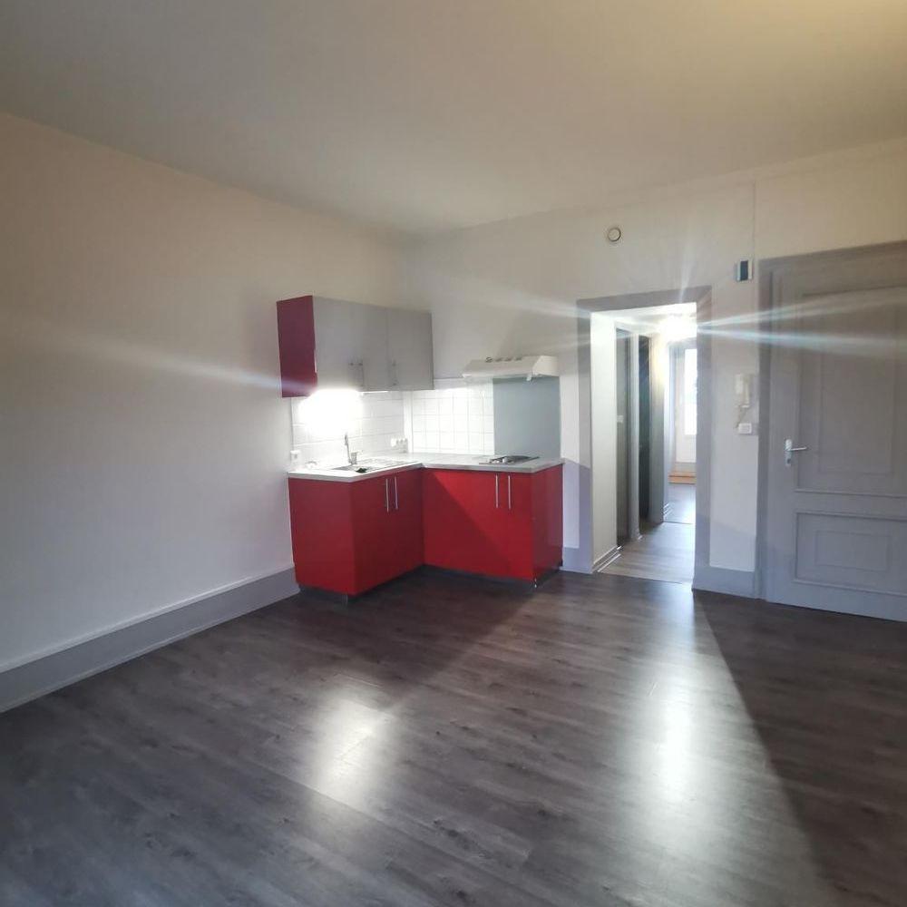 location Appartement - 1 pièce(s) - 32 m² Besançon (25000)