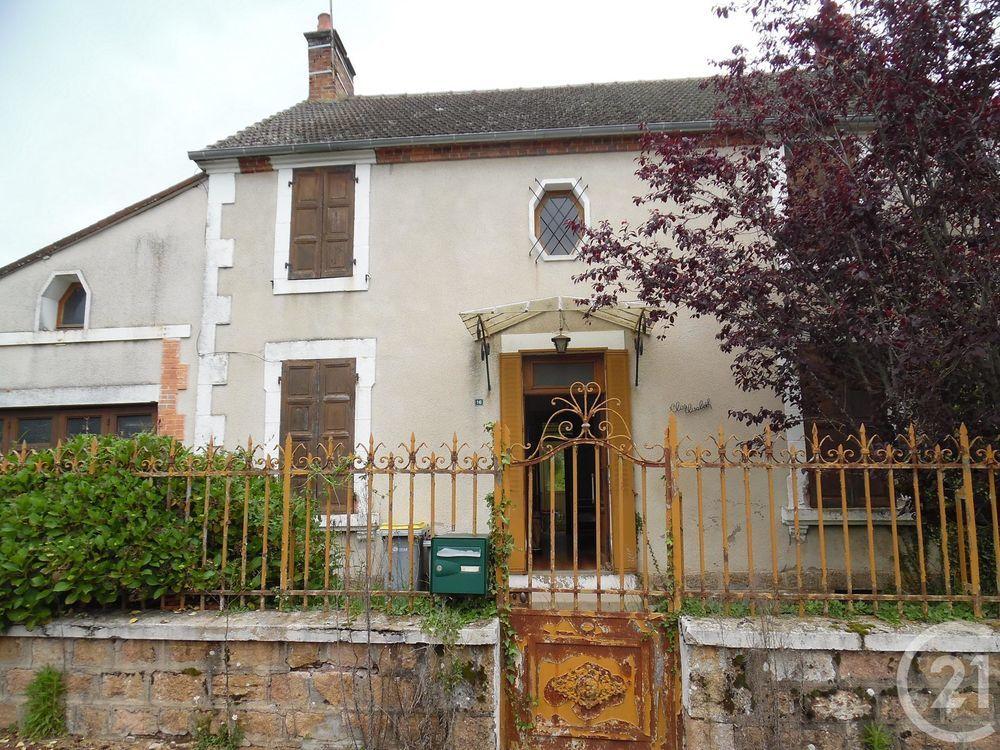 vente Maison - 4 pièce(s) - 115 m² Durdat-Larequille (03310)