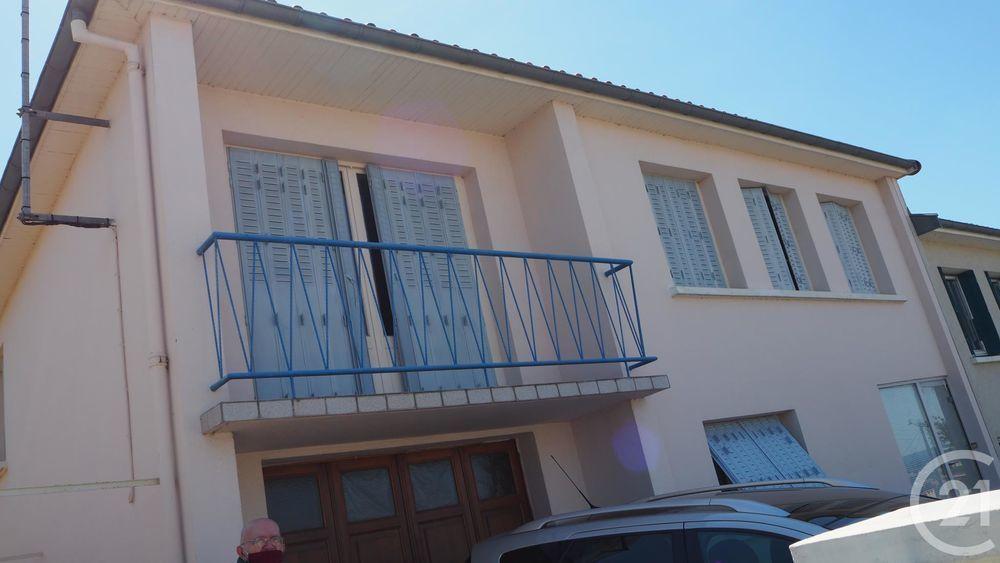 vente Maison - 4 pièce(s) - 115 m² Montluçon (03100)