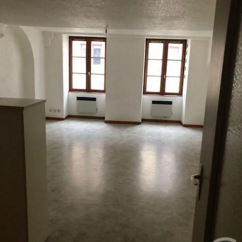 location Appartement - 1 pièce(s) - 30 m² Montbéliard (25200)