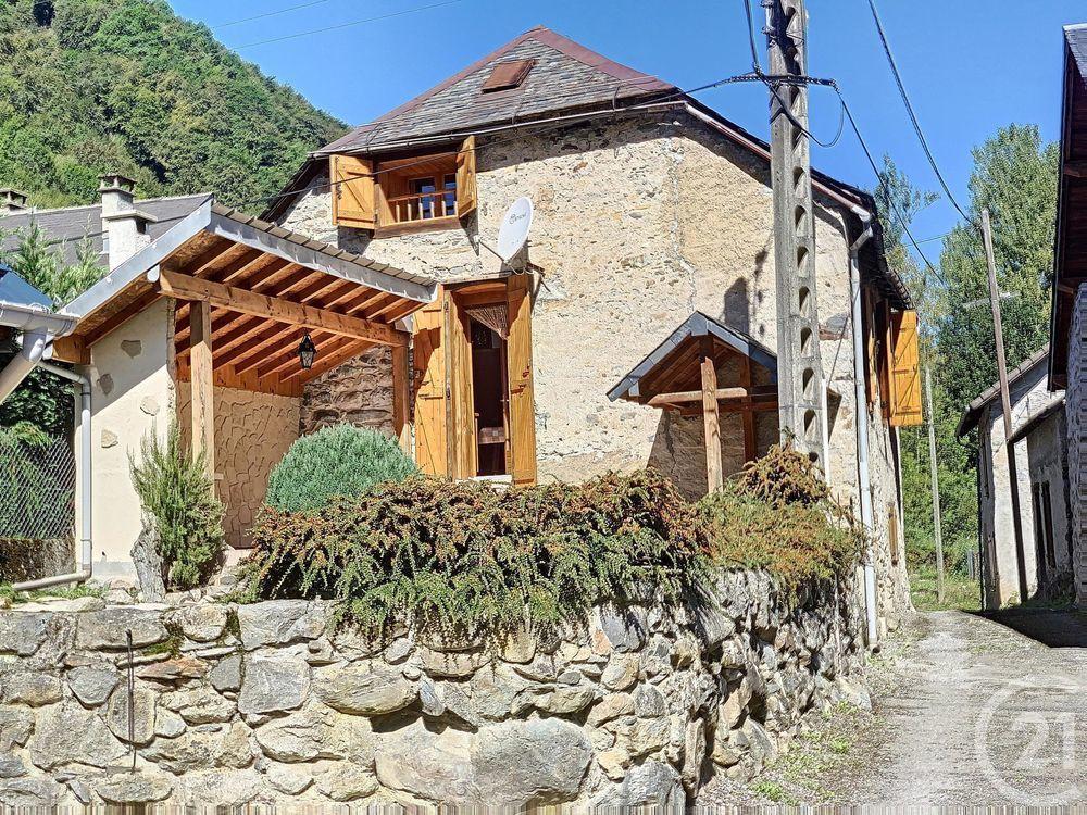 vente Maison - 4 pièce(s) - 119 m² Ustou (09140)