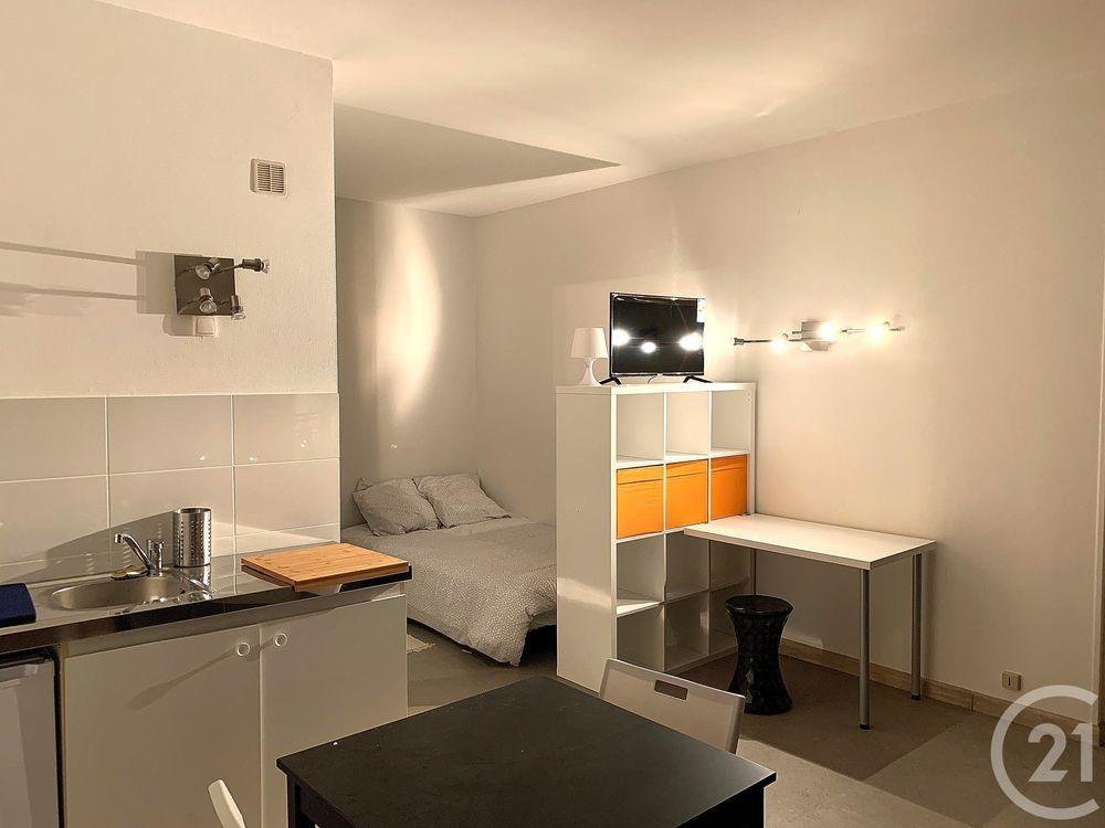 location Appartement - 1 pièce(s) - 25 m² Saint-Étienne (42000)