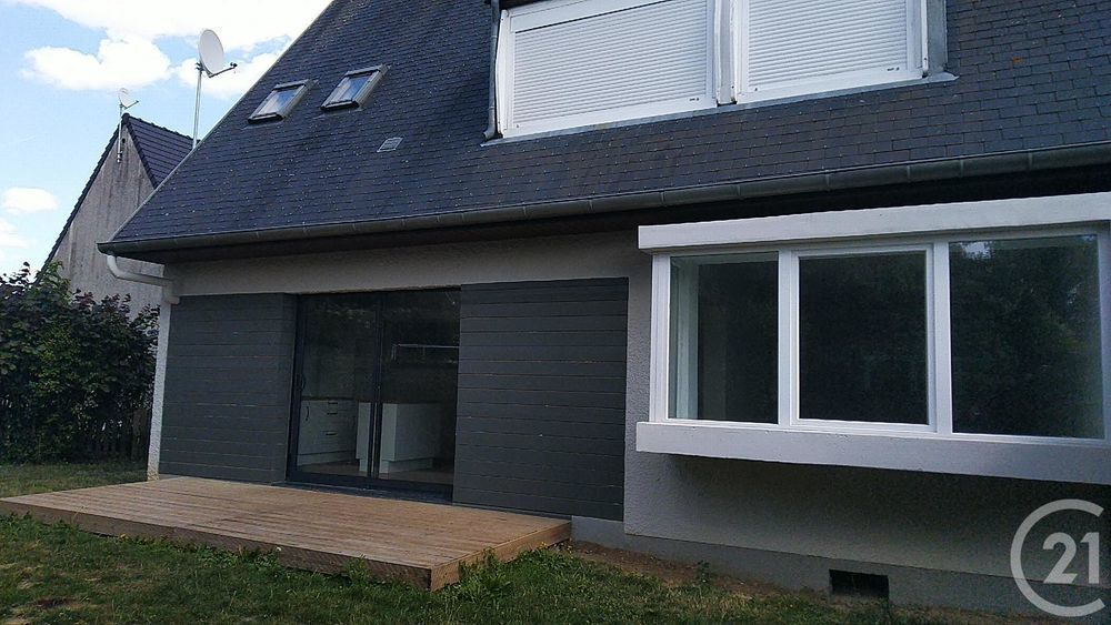 location Maison - 4 pièce(s) - 112 m² Péronne (80200)