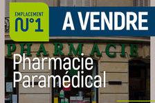 A vendre Toulouse, pharmacie en hyper centre 80m² 275000