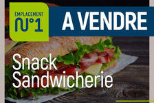 A VENDRE SNACK- MONTPELLIER -CENTRE 104500