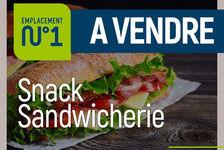 A vendre droit au bail sandwicherie centre ville de Montpellier 137500