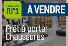 MONTPELLIER DROIT AU BAIL BOUTIQUE A CÉDER EMPLACEMENT N°1 165000