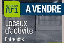A vendre Toulouse, métro Balma, murs industriels 497000