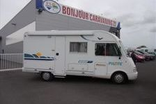 camping-car Intégral occasion - PILOTE / GALAXY 40 FIAT DUCATO 2.8L JTD 127CV - 2004 21600 22400 Coëtmieux