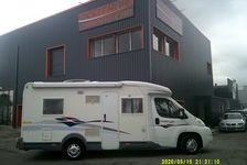 CHALLENGER Camping car 2007 occasion Fenouillet 31150