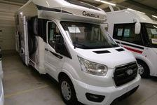 CHAUSSON Camping car 2020 occasion Soual 81580