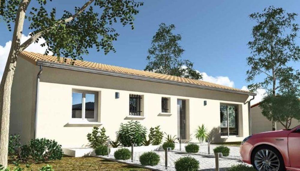 Vente Maison Maison + Terrain proche Montélimar  à Le teil
