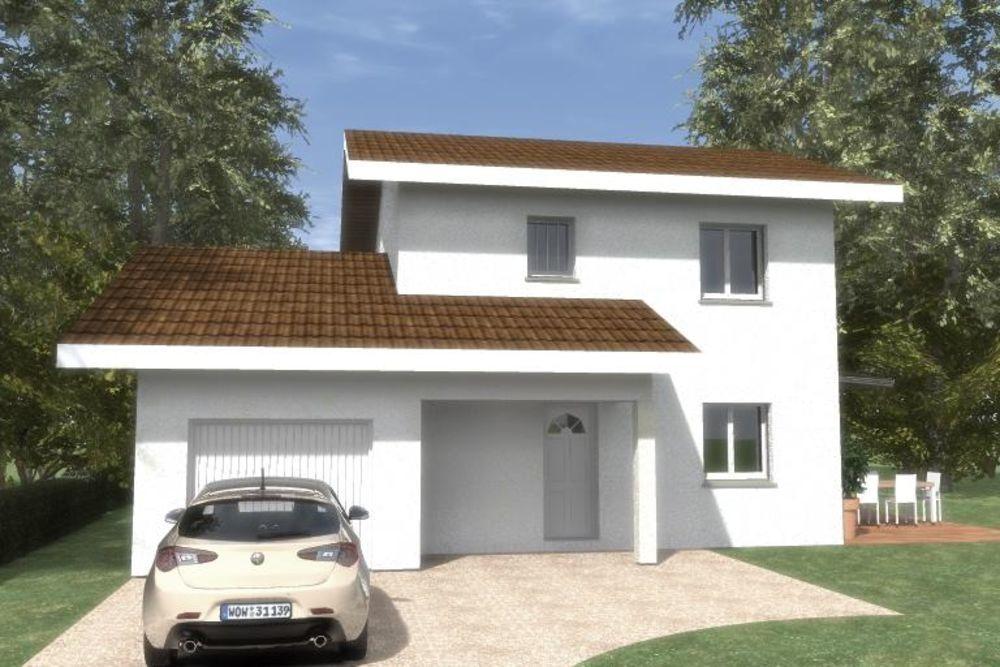 Vente Maison construisez votre villa env 90m² Fessy  à Fessy